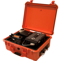 P25 Suitcase Repeater